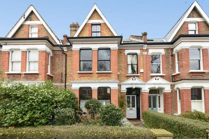5 Bedrooms Terraced House for sale in Beckwith Road, North Dulwich