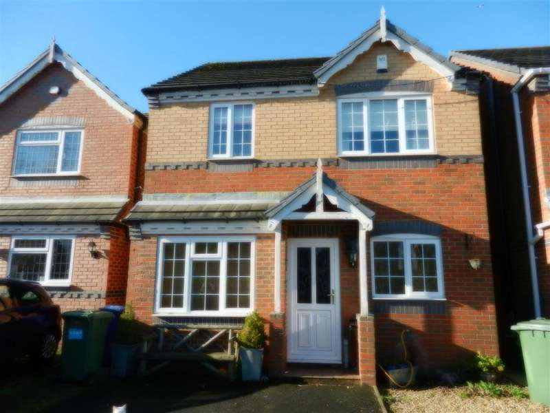 3 Bedrooms House for rent in Deavall Way, Cannock