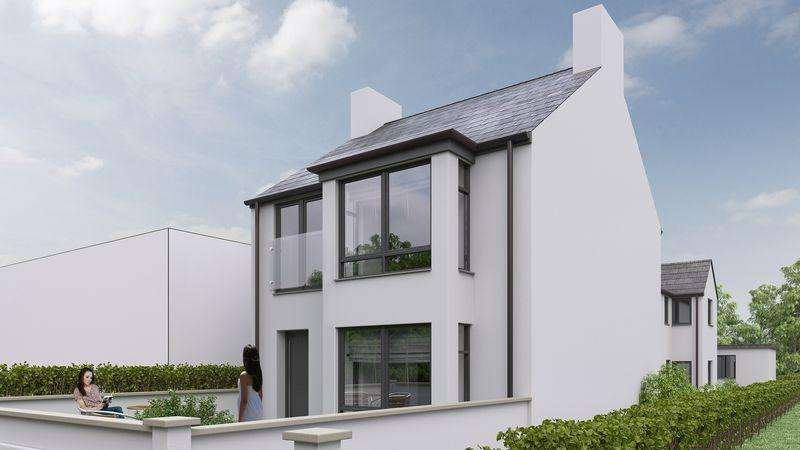 2 Bedrooms Apartment Flat for sale in Rhosneigr, Anglesey