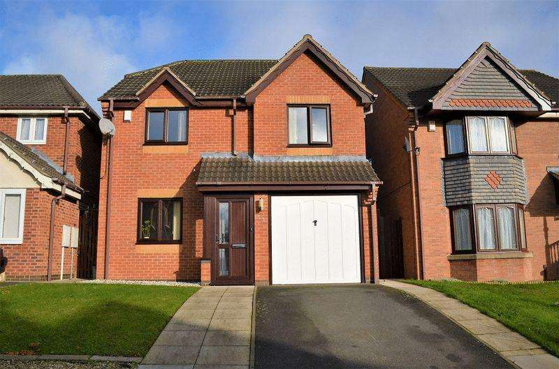 3 Bedrooms Detached House for sale in Trillium Close, Hamilton