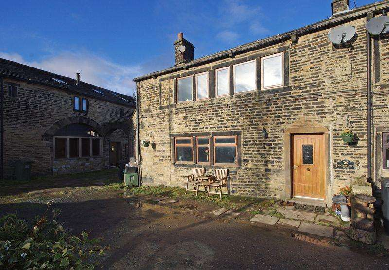 2 Bedrooms Cottage House for sale in Sowerby Croft Farm, Norland, HX6 3QS