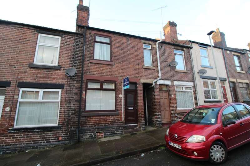 2 Bedrooms Terraced House for sale in Dovercourt Road, Rotherham, S61
