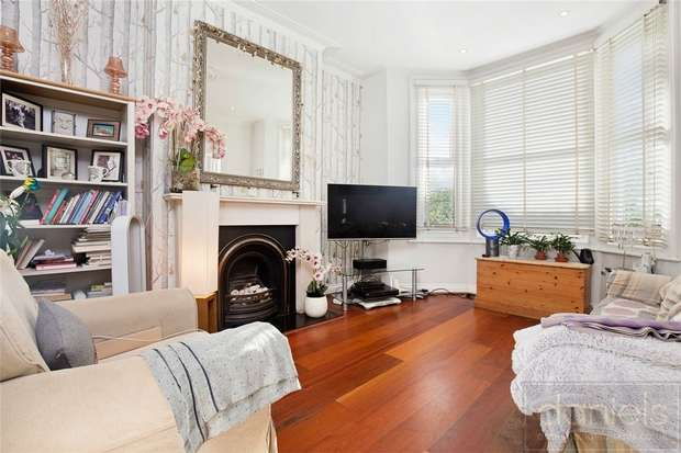 2 Bedrooms Flat for sale in Leighton Gardens, Kensal Rise, London