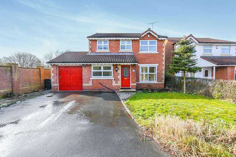 4 Bedrooms Detached House for sale in Seaton Park, RUNCORN, WA7