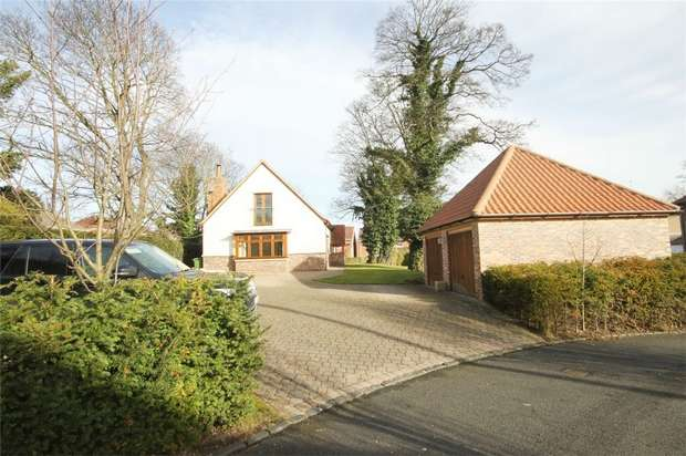 4 Bedrooms Detached House for sale in Bede Brook, Barnes, Sunderland, Tyne and Wear