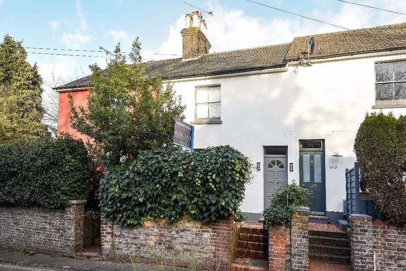 2 Bedrooms Cottage House for sale in Western Road Hurstpierpiont West Sussex BN6