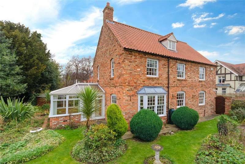 4 Bedrooms Detached House for sale in Latimer Gardens, Heckington, Sleaford, Lincolnshire, NG34