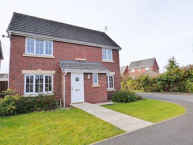 4 Bedrooms Detached House for sale in Manhattan Gardens, Great Sankey, Warrington