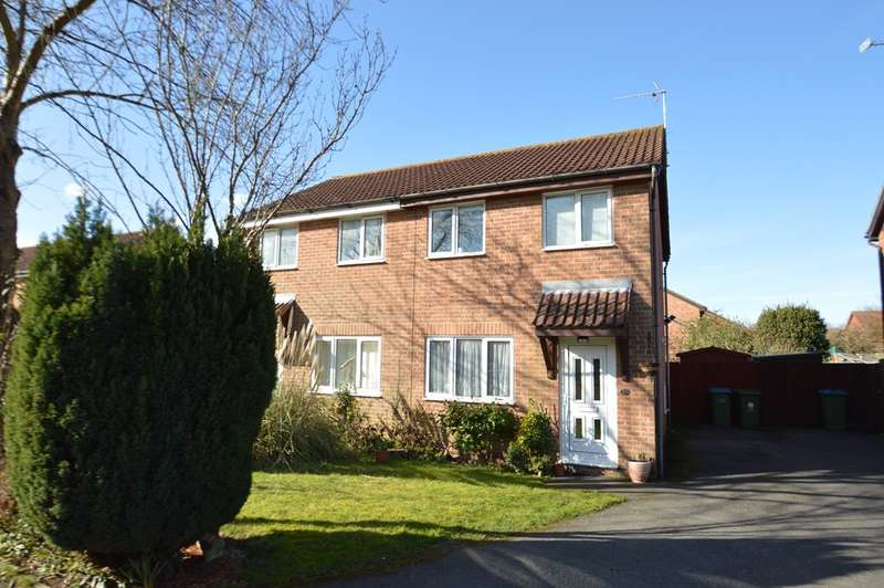 2 Bedrooms Semi Detached House for sale in Locks Heath