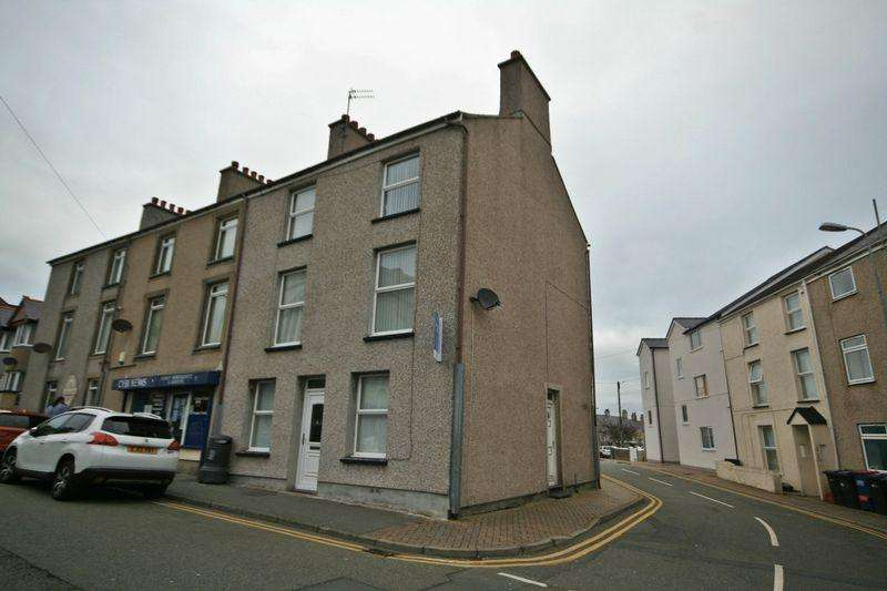 4 Bedrooms End Of Terrace House for sale in Holyhead, Anglesey