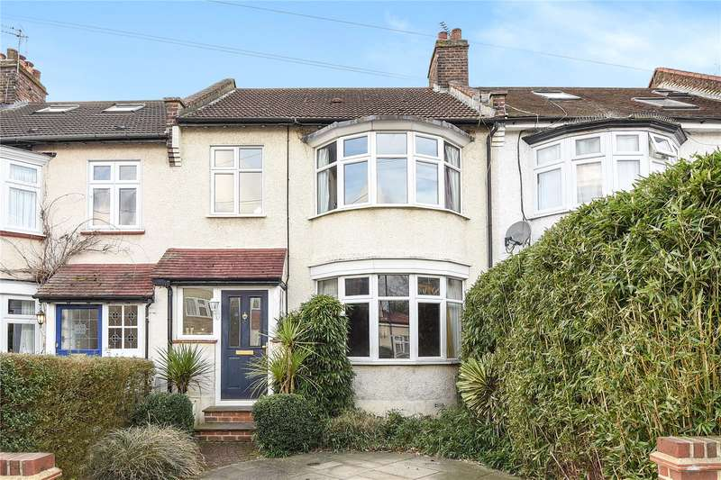 3 Bedrooms Terraced House for sale in Beresford Road, Harrow, Middlesex, HA1