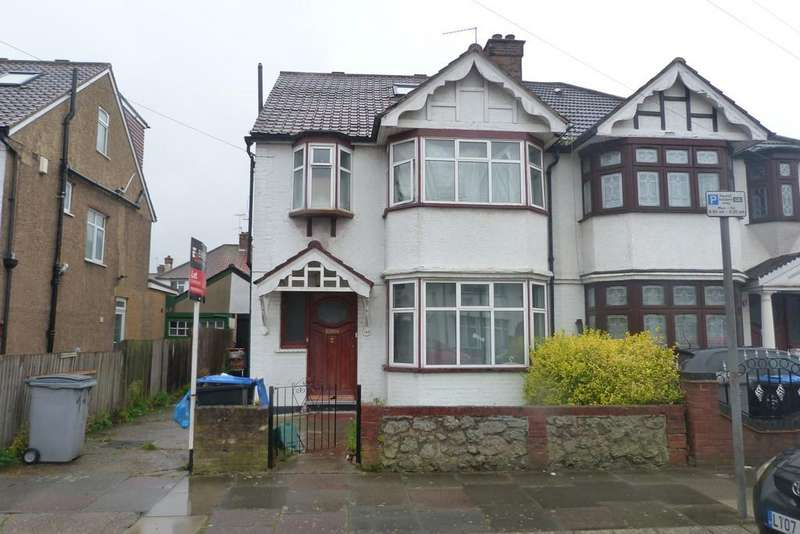 4 Bedrooms Semi Detached House for sale in Fleetwood Road, Willesden