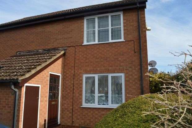 2 Bedrooms Flat for sale in Swinford Hollow, Little Billing, Northampton NN3 9UN