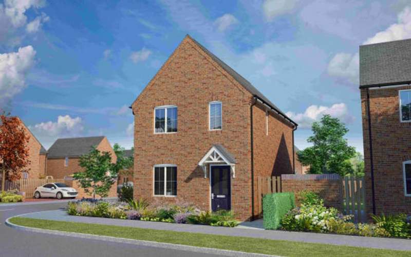 3 Bedrooms Detached House for sale in Birchcroft Road, Retford
