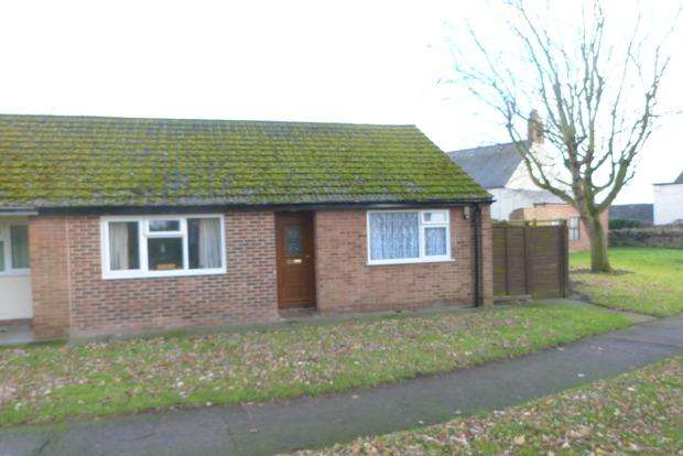 2 Bedrooms Bungalow for sale in Bryan Close, Barrow upon Soar, Loughborough, LE12