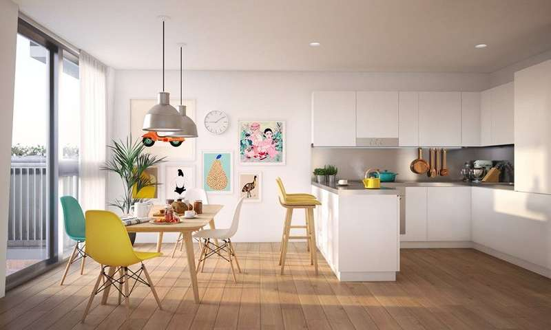 1 Bedroom Apartment Flat for sale in The Boiler House, The Old Vinyl Factory, Blyth Road, Hayes, UB3