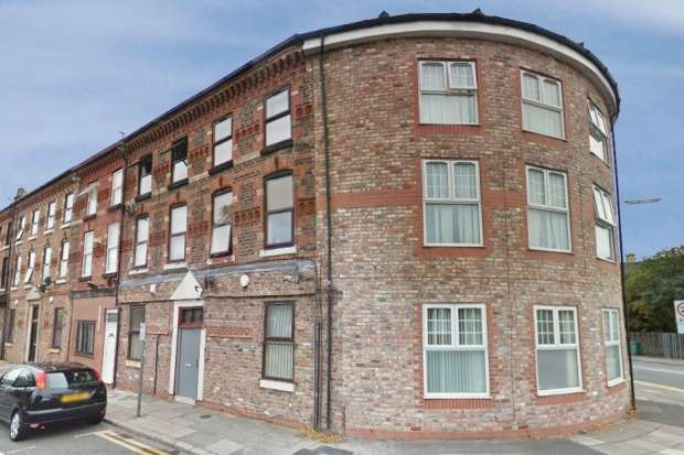 1 Bedroom Flat for sale in Westminster Road, Liverpool, Merseyside, L4 4LW