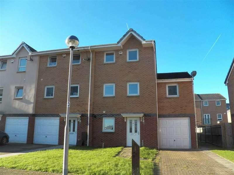 5 Bedrooms Semi Detached House for sale in Pentre Doc Y Gogledd, Llanelli