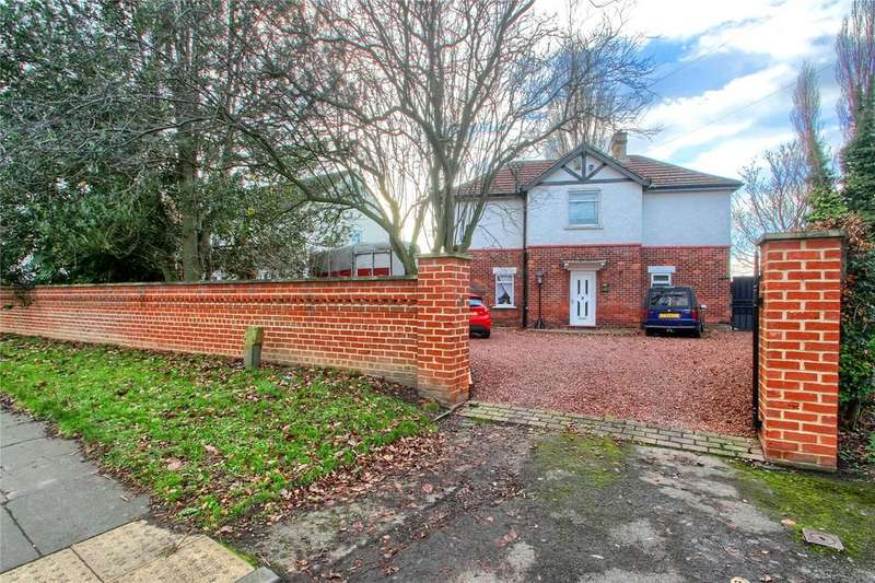 3 Bedrooms Detached House for sale in Thornaby Road, Thornaby