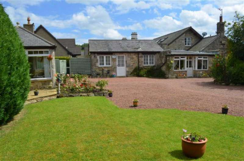 6 Bedrooms Detached House for sale in Thropton, Morpeth, Northumberland