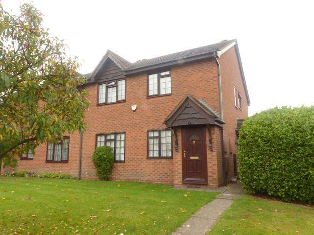 2 Bedrooms Maisonette Flat for sale in Shelley Drive, Sutton Coldfield