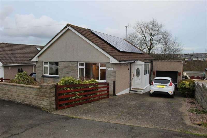 3 Bedrooms Detached Bungalow for sale in Silverstream Crescent, Hakin