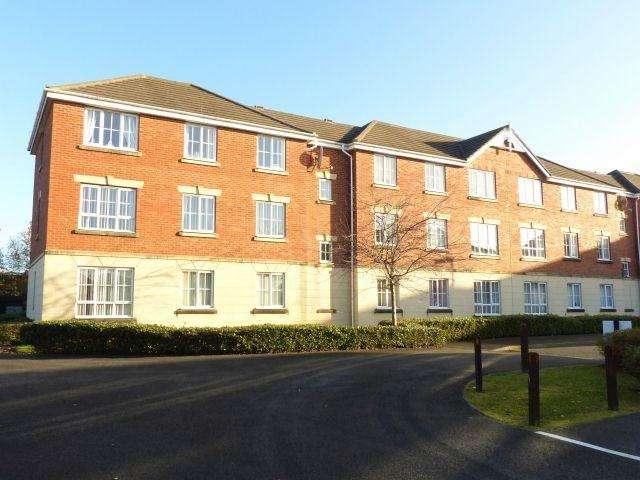 2 Bedrooms Apartment Flat for sale in Burnfields Way, Aldridge
