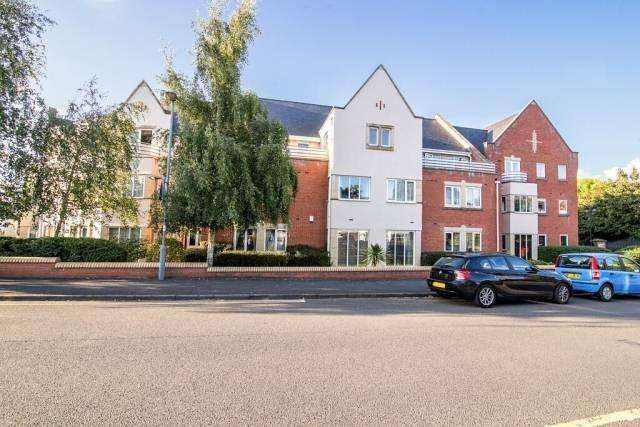 3 Bedrooms Apartment Flat for sale in Station Road, Sutton Coldfield
