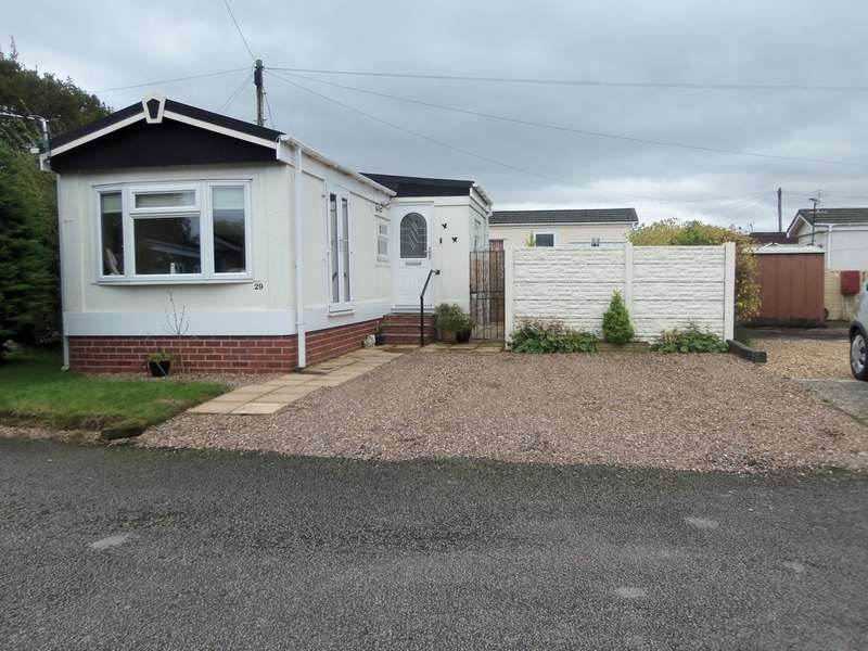 1 Bedroom Detached House for sale in Halewood Residential Park Home, Liverpool L26