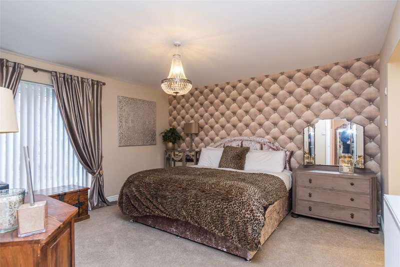 4 Bedrooms Detached House for sale in Cherry Tree Drive, Brincliffe, Sheffield, S11