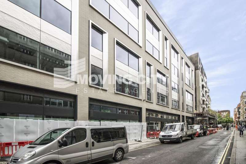 2 Bedrooms Flat for sale in Rathbone Square, Fitzrovia, W1T