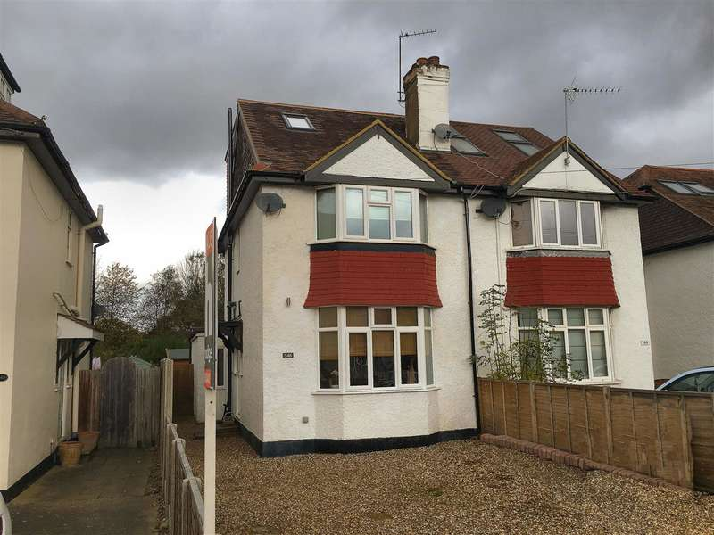 3 Bedrooms Semi Detached House for sale in Stroude Road, Virginia Water