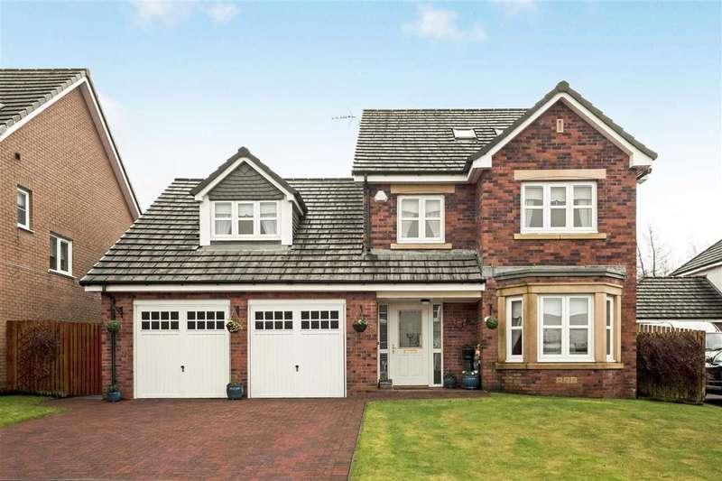 4 Bedrooms Detached House for sale in Campsie Road, Lindsayfield, EAST KILBRIDE