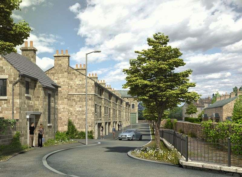 3 Bedrooms Property for sale in Glossop Brook View (Freehold), Glossop