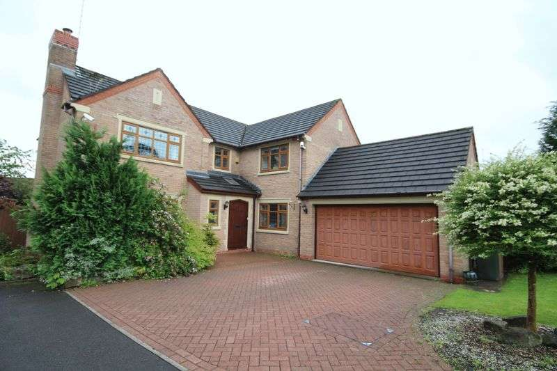 5 Bedrooms Property for sale in Crossmeadow Close Norden, Rochdale