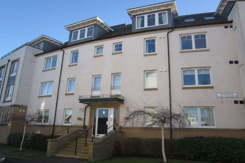 3 Bedrooms Flat for sale in Brighouse Park Crescent, Edinburgh, EH4