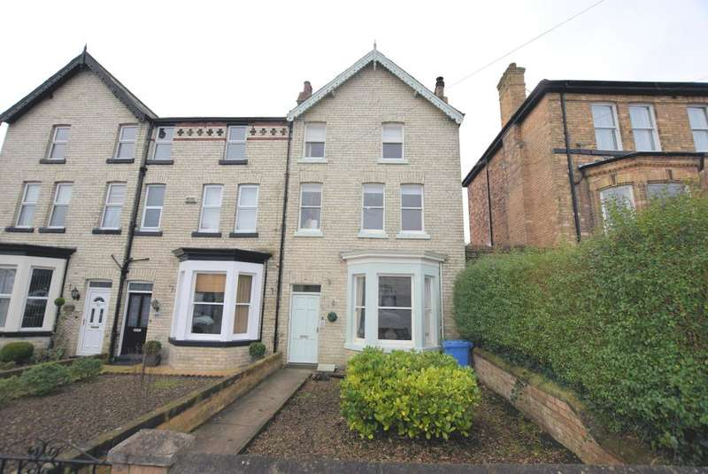 4 Bedrooms End Of Terrace House for sale in Stepney Road, Scarborough, North Yorkshire YO12 5 BN