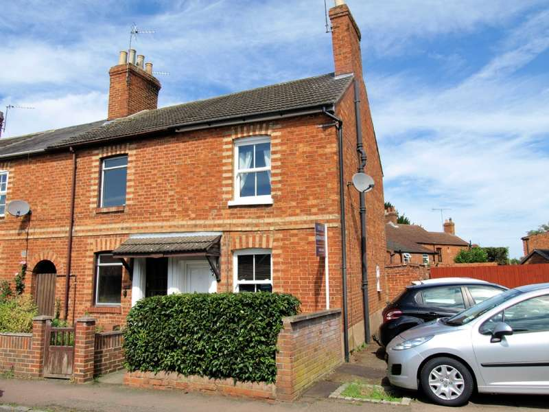 2 Bedrooms End Of Terrace House for sale in Caldecote Street, Newport Pagnell, Buckinghamshire