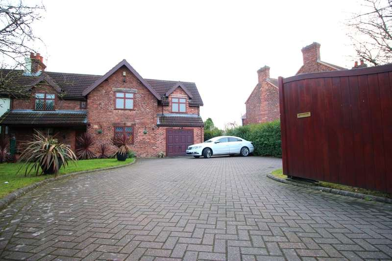 4 Bedrooms Semi Detached House for sale in Belper Road, West Hallam, Ilkeston, DE7