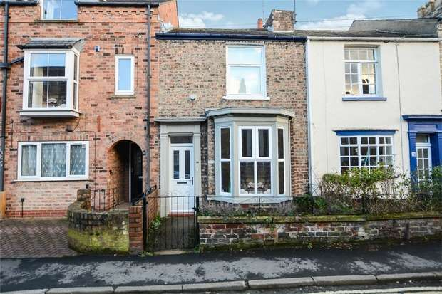 2 Bedrooms Terraced House for sale in Eldon Street, YORK