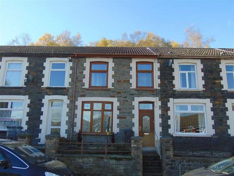 3 Bedrooms Terraced House for sale in Mountain Ash Road, Abercynon, Rhondda Cynon Taff
