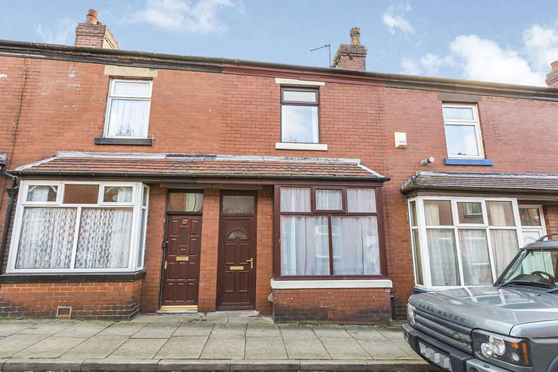 2 Bedrooms Terraced House for sale in Corporation Street, Chorley, PR6