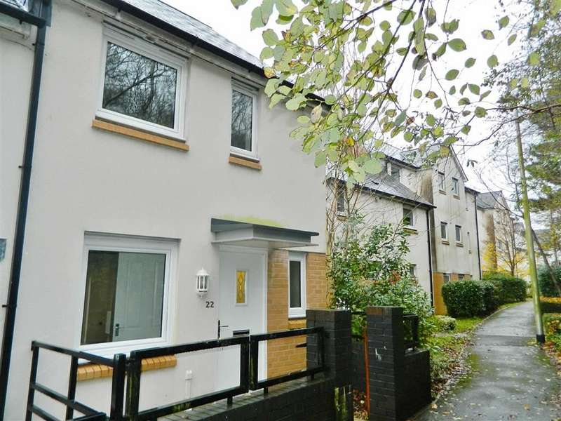 3 Bedrooms Terraced House for sale in Phoebe Road, Copper Quarter, Pentrechwyth