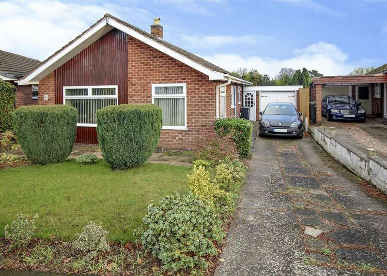 3 Bedrooms Bungalow for sale in Briar Close, Bramcote