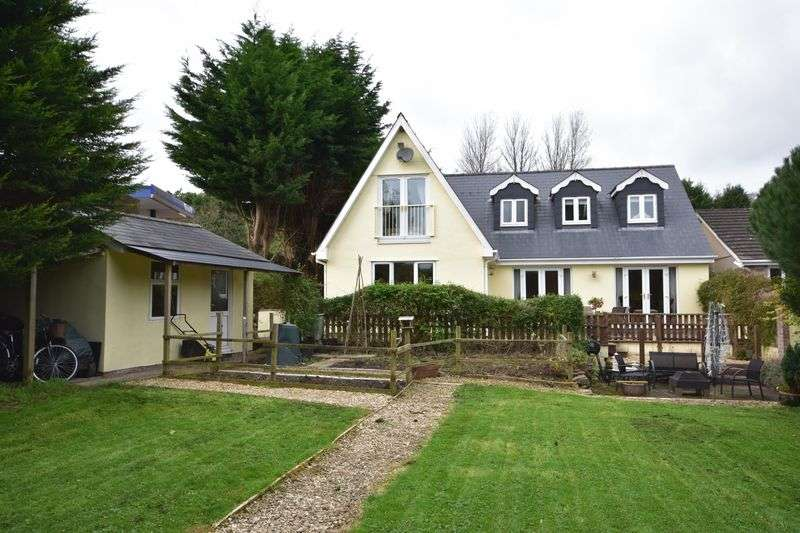 4 Bedrooms Property for sale in The Willows, Ystradowen, Vale of Glamorgan