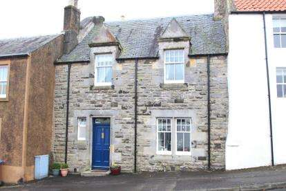 3 Bedrooms Terraced House for sale in North Overgate, Kinghorn