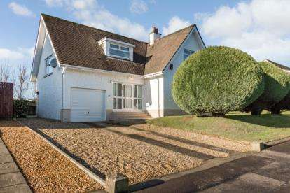 3 Bedrooms Detached House for sale in Castlehill Drive, Newton Mearns