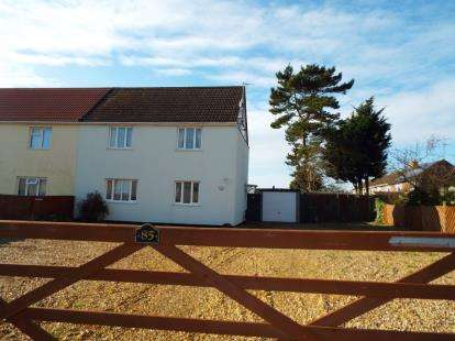3 Bedrooms Semi Detached House for sale in Middleton, Kings Lynn, Norfolk