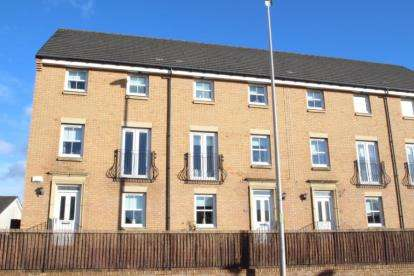 4 Bedrooms Terraced House for sale in Brennan Crescent, Airdrie, North Lanarkshire