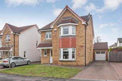 4 Bedrooms Detached House for sale in Dunnock Place, Carnbroe, Coatbridge